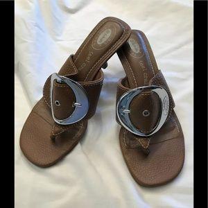 Women's Dr. Scholl's toe thong sandals